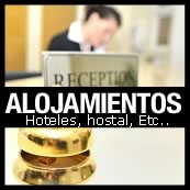 flyer alojamientos, hoteles, hostales backpackers
