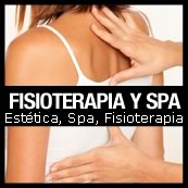 flyer spa estetica fisioterapia