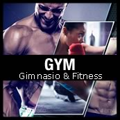 flyer gym gimnasio y fitness