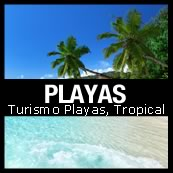 flyer playas tropical