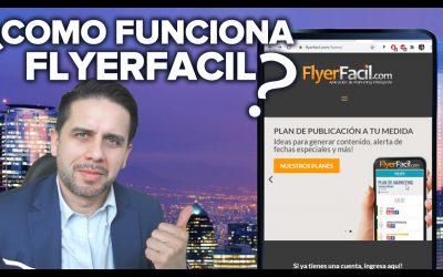 COMO FUNCIONA FLYERFACIL