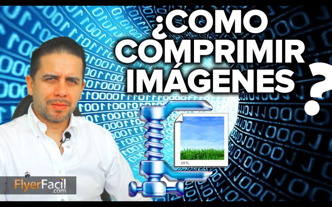 COMO COMPRIMIR IMÁGENES PARA SU SITIO WEB